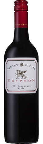 Penley Estate Gryphon Merlot 750mL