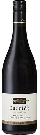 Carrick Pinot Noir 750mL
