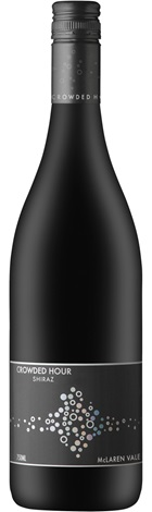 Crowded Hour McLaren Vale Shiraz 750mL
