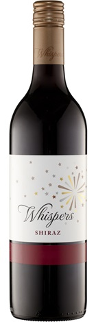 Whispers Shiraz 750mL