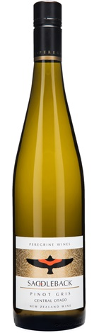 Saddleback Pinot Gris 750mL