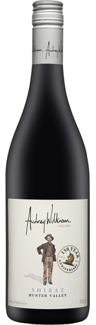 Audrey Wilkinson Shiraz 750mL