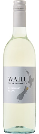 Wahu Marlborough Sauv Blanc 750mL