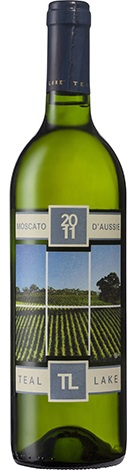 Teal Lake Moscato D'Aussie 750mL