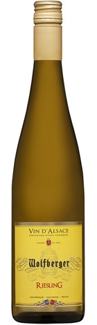 Wolfberger Alsace Yellow Riesling 750mL