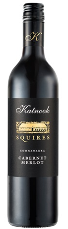 Katnook Squires Blend Cab Merlot 750mL