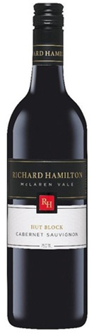 Richard Hamilton Hut Block Cabernet 750mL