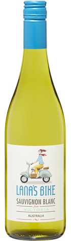 Lana's Bike Marlborough Sauvignon Blanc 750mL