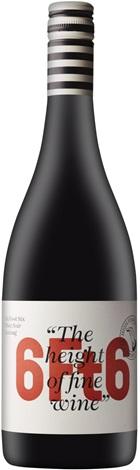6Ft6 Pinot Noir 750mL