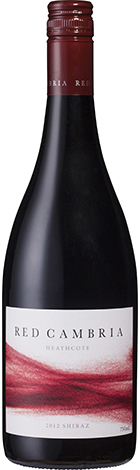 Red Cambria Heathcote Shiraz 750mL