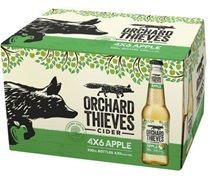 Orchard Thieves Crisp Apple Cider Bottle 330mL