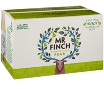Mr Finch Pear Cider Bottle 330mL