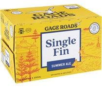 Gage Roads Single Fin Summer Ale Bottle 330mL