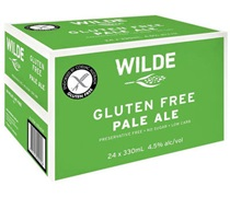 Wilde Gluten Free Pale Ale Bottle 330ml