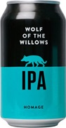Wolf Of The Willows IPA Homage Can 355mL