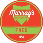 Murrays Fred IPA Bottle 330mL