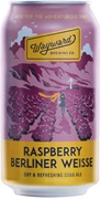 Wayward Raspberry Berliner Weisse Can 375mL