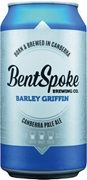 Bentspoke Barley Griffin Pale Ale Can 375mL