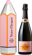Veuve Clicquot Rose NV Pencil Tin 750mL