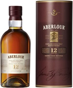 Aberlour 12YO Scotch Whisky 700mL