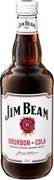 Jim Beam White & Cola Bottle 500mL