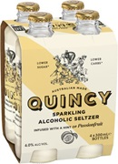 Quincy Passionfruit Alcoholic Seltzers 300mL