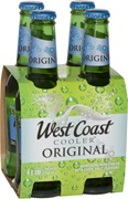 West Coast Cooler Bottles 250mL