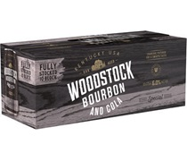 Woodstock Bourbon & Cola (10 pack) 6% Can